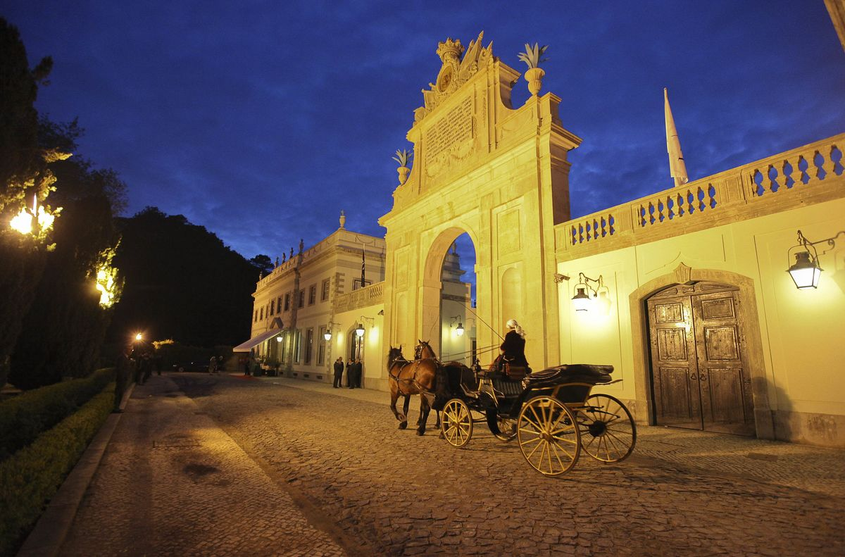 Tivoli Lisboa Menu These Historic Portuguese Palaces Can Be Rented For A