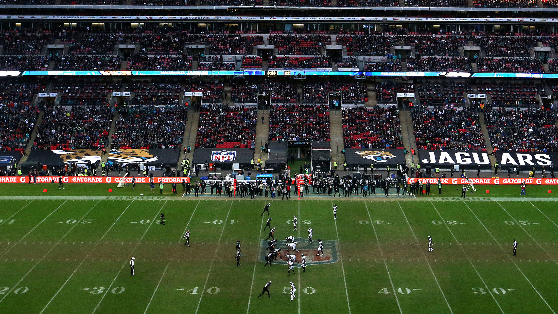 Nfl Schedule London Mexico City To Host Nfl Games Next Season Bloomberg