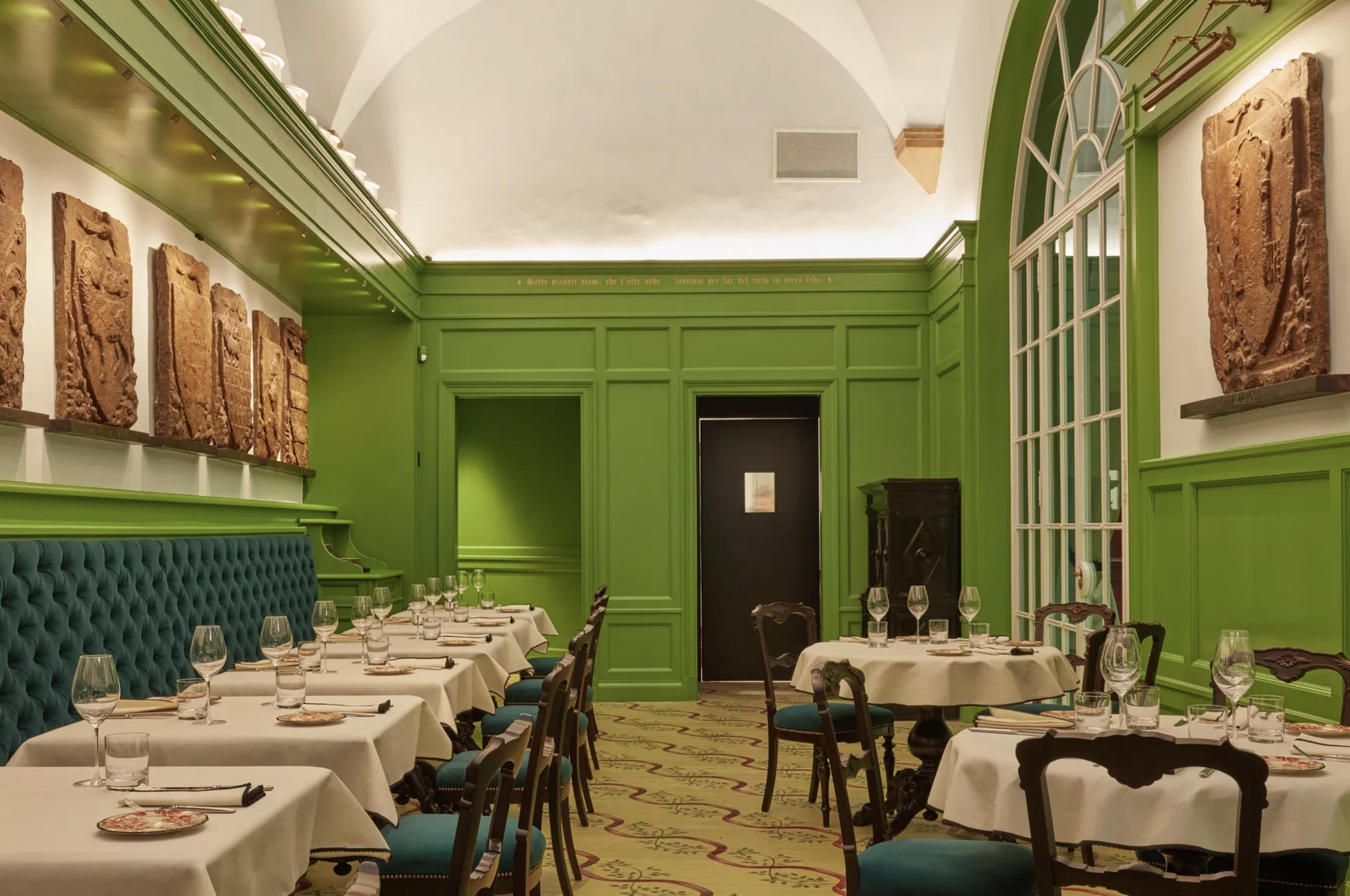 What S On The Menu At Gucci Osteria By Chef Massimo Bottura Bloomberg