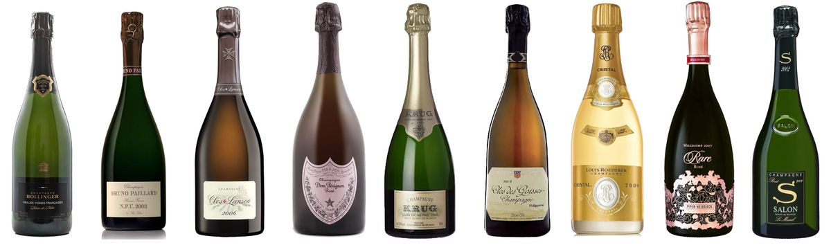 The 10 Best Ultra-Luxury Champagnes for Your Money - Bloomberg