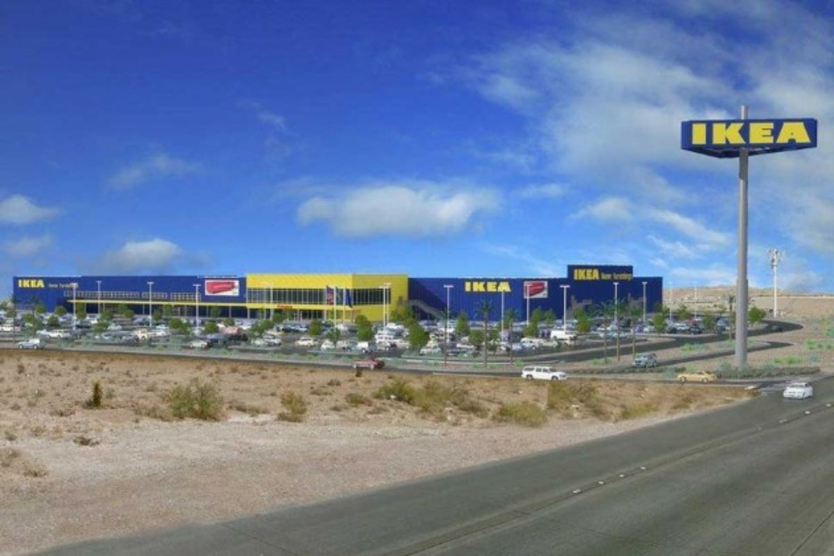 Ikea Frisco Ikea Wants To Bring Swedish Meatballs To The Las Vegas Desert