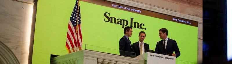 Snapchat Appears Confused About What It Wants to Be - Bloomberg
