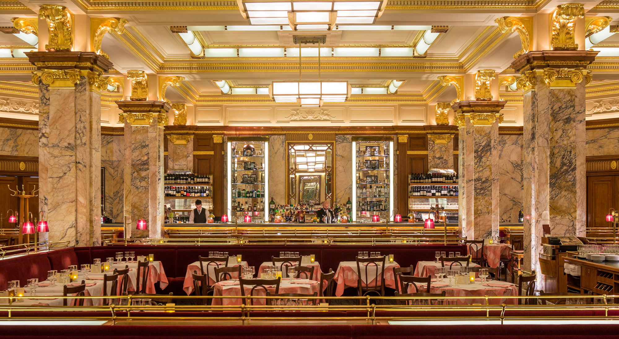 Padella Sister Restaurant Brasserie Zedel May Be The Best Value Meal In London Bloomberg