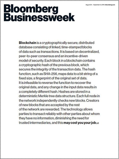 Featured in Bloomberg Businessweek, Aug. 29-Sept. 4, 2016. Subscribe now.