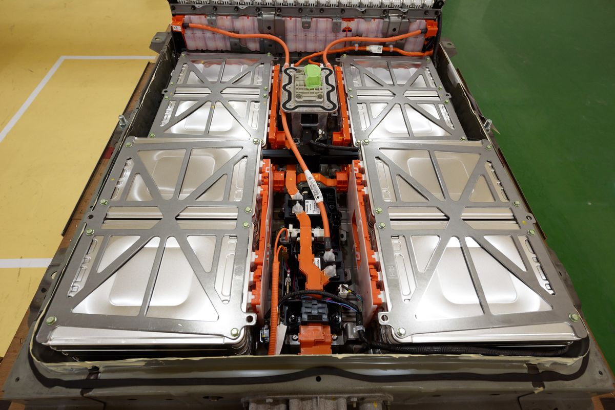Electric Car Battery Lease Where 3 Million Electric Vehicle Batteries Will Go When They