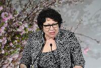 Sonia Sotomayor GETTY Sub