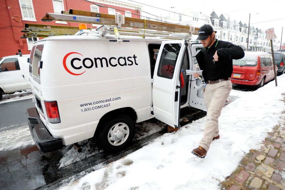 Comcast Tries to Repair Its Customer Service - Bloomberg