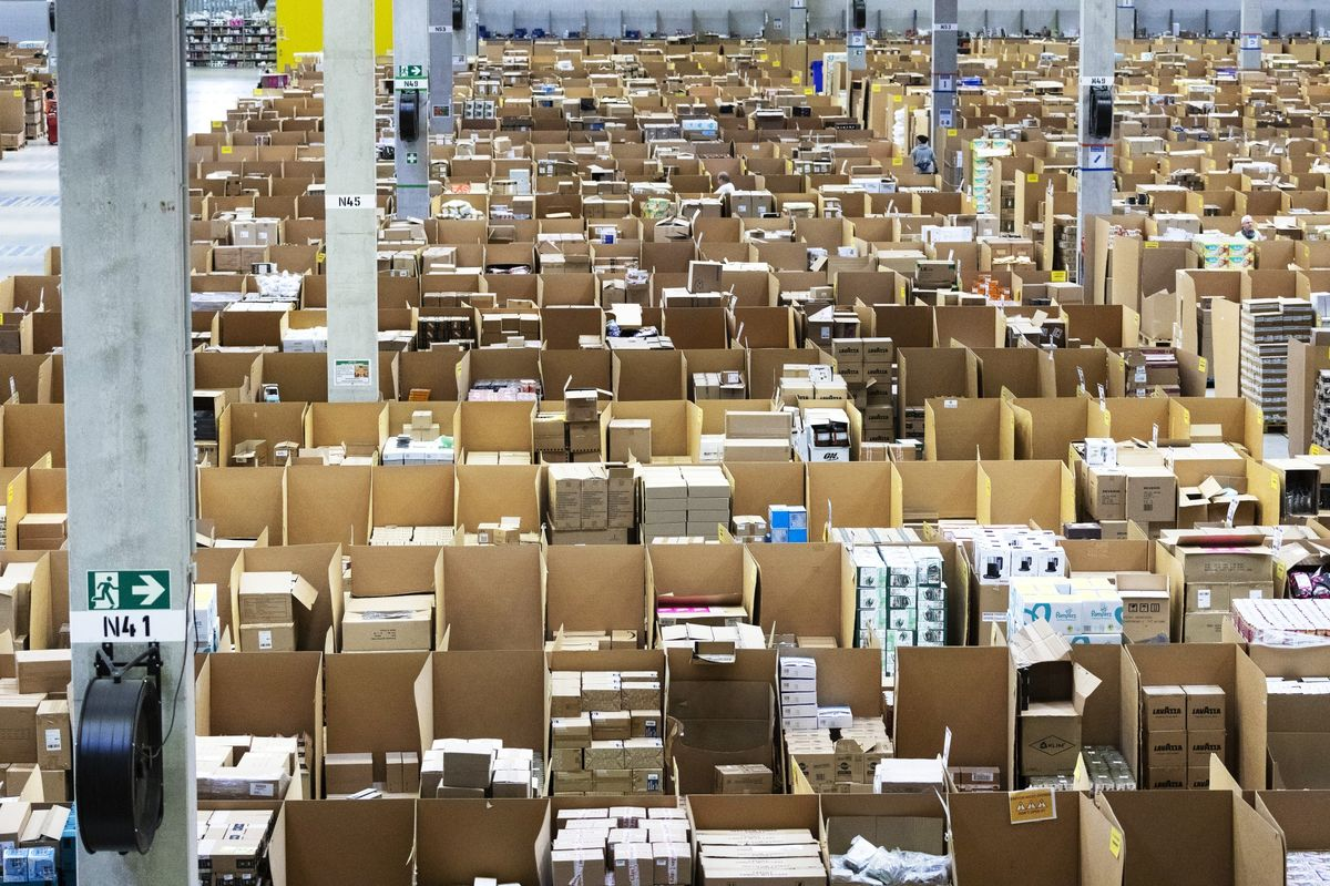 Copy Shop Koblenz How Amazon S Black Friday Looks In Europe Bloomberg