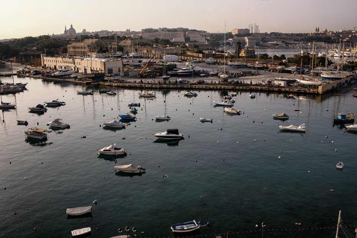Badspiegel Jolled Why The Eu Is Furious With Malta Bloomberg