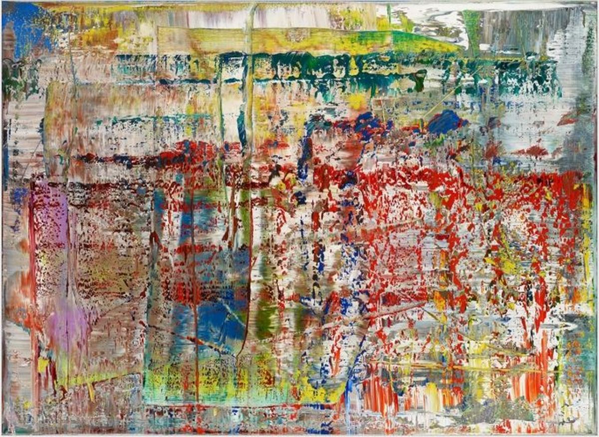 Private Richter Sales Hide In Plain Sight At 95 Million Exhibit Bloomberg