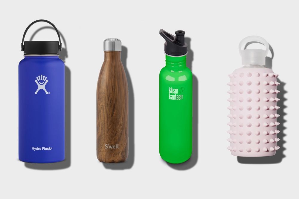 Fancy Water Bottles Aren\u0027t Worth the Money, But They May Change Your
