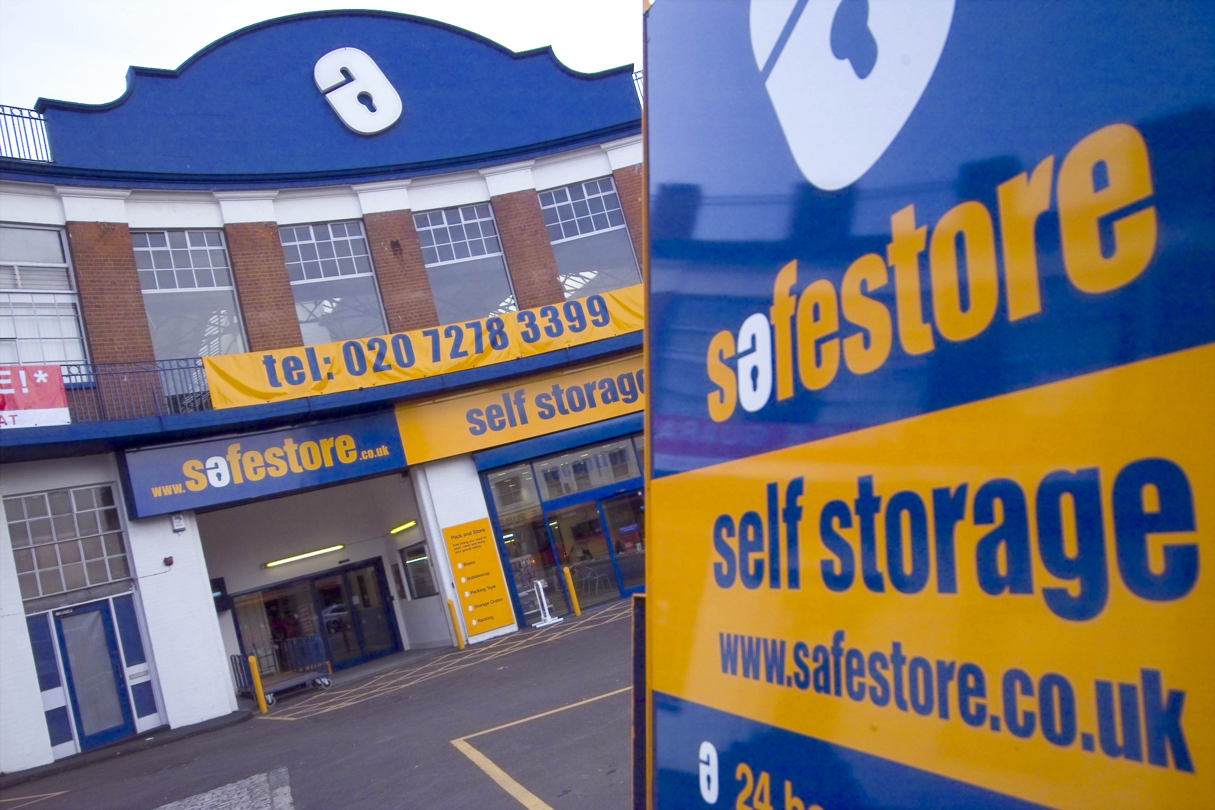 Planet Self Storage The Self Storage Business Is Booming Here S Why Bloomberg