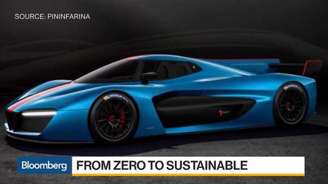 Pininfarina PF0, a $2M Electric Car From Famed Ferrari Designer