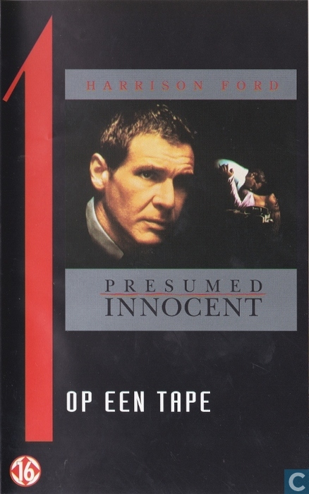 Presumed Innocent - VHS video tape - Catawiki