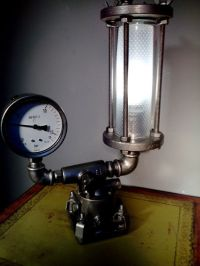 Industrial desk / table lamp - home lighting - Catawiki