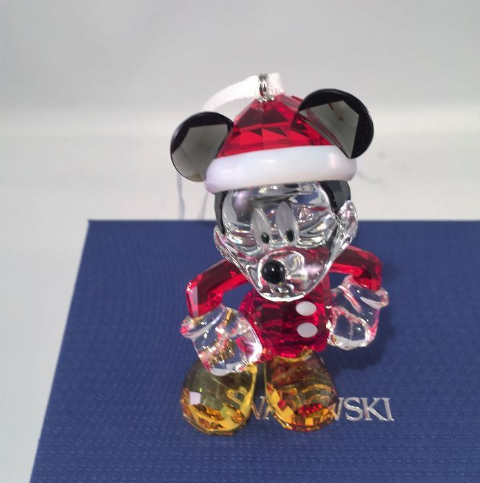Decoration Noel Mickey Swarovski - Disney Mickey Mouse Décoration De Noël - Catawiki