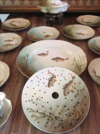 Rosenthal porcelain tableware - Fishes (Antique) - Catawiki