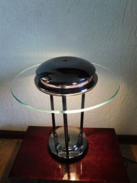 Lovely halogen Boxford desk lamp with dimmer
