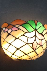 Tiffany style wall lamp - Catawiki