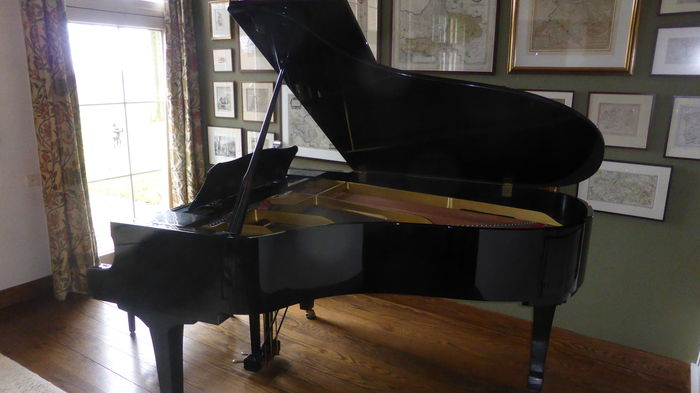 Concert grand piano Yamaha G5 - Catawiki