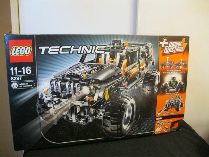 Lego Technic - 8297 - Off Roader - Catawiki