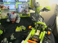 Power Miners - 8964 + 8958 + 8708 - Titanium Command Rig ...