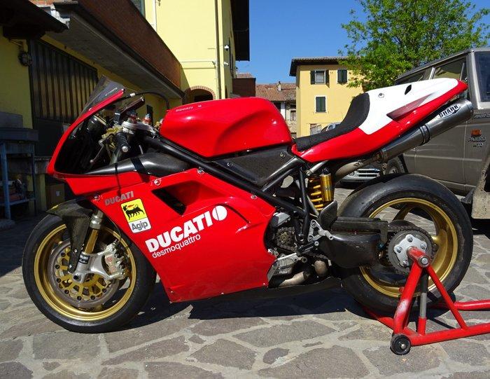 Ducati 916 Sps Sbk 1997 Catawiki