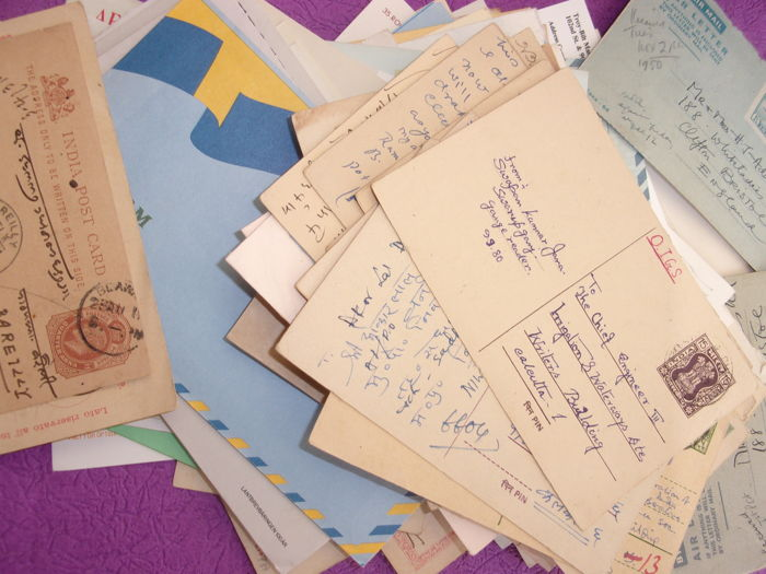 World \u2013 Collection of stamped stationery and old letters - Catawiki