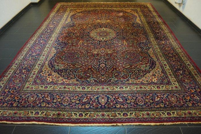 Meshed Carpet 420 Cm 310 Cm Catawiki