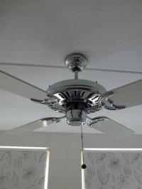 Ceiling fan - 1980s - Design classic - Made in U.S.A ...