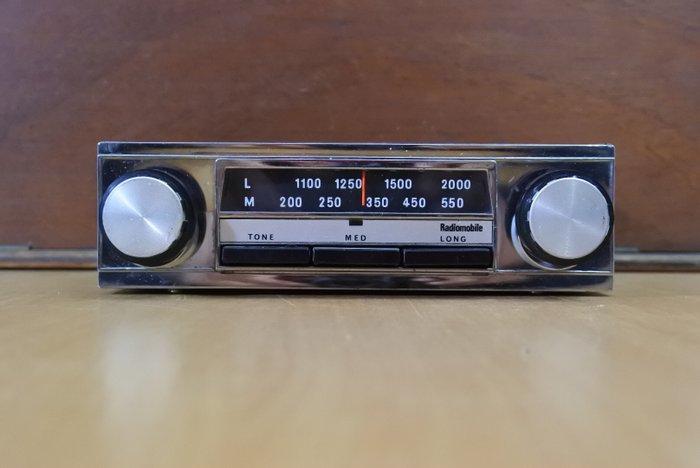 Radiomobile 80X classic English car radio from 1970 - Catawiki