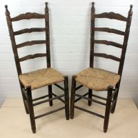 Antique Church Chairs | Antique Furniture
