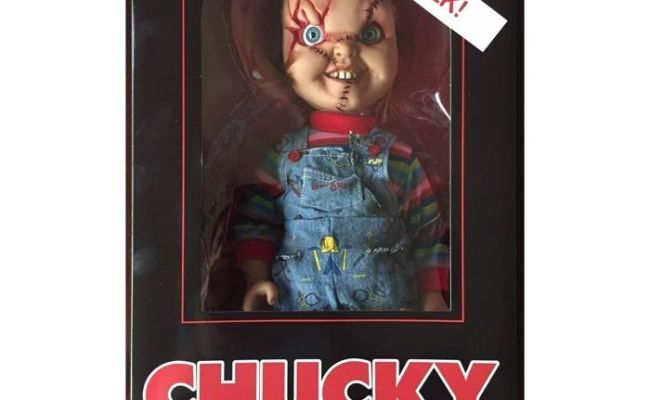 Brand New Chucky Child S Play Talking 38 Cm 15 Inch