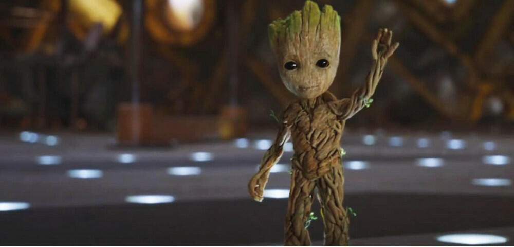 I Am Groot Avengers: Infinity War - Teenage Groot Hat Einen