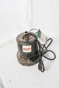 Pump, Submersible, Garden Hose   Waters Rental