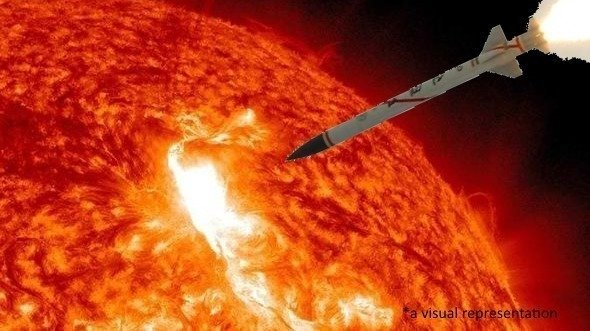Uv Lamp Petition · Nasa: I Want To Blow Up The Sun · Change.org