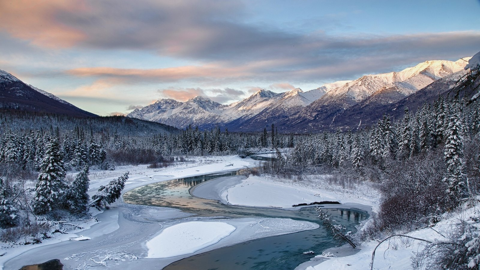 Fall Mountain Wallpaper Free Petition 183 Save The Snow River Stop Chugach Electric From
