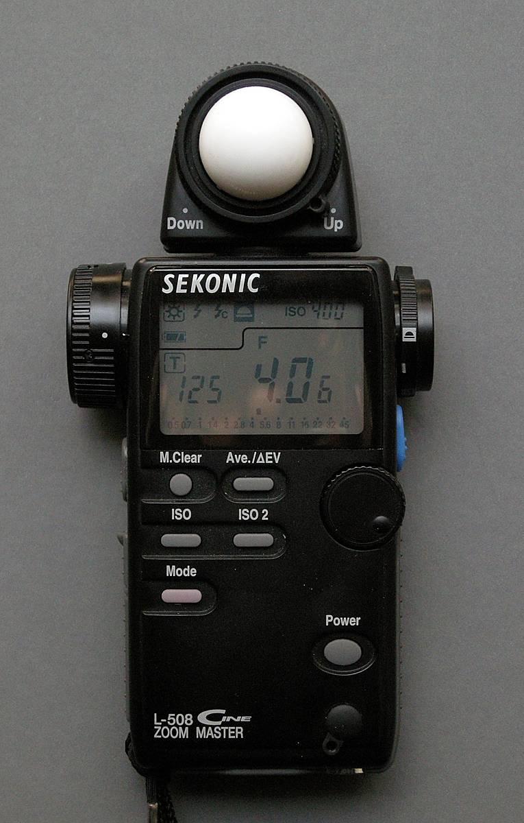 Large Of Sekonic Light Meter