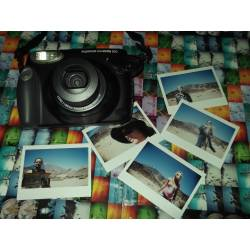 Small Crop Of Fujifilm Instax 210