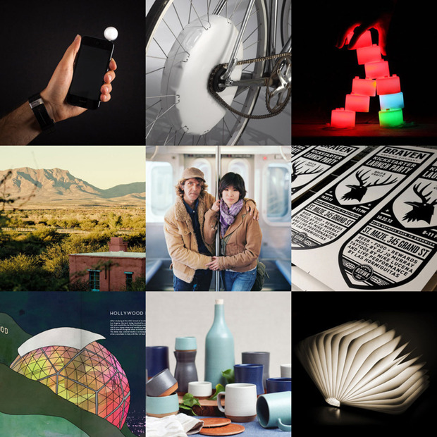 Best of CH 2013: Crowdfunded Projects