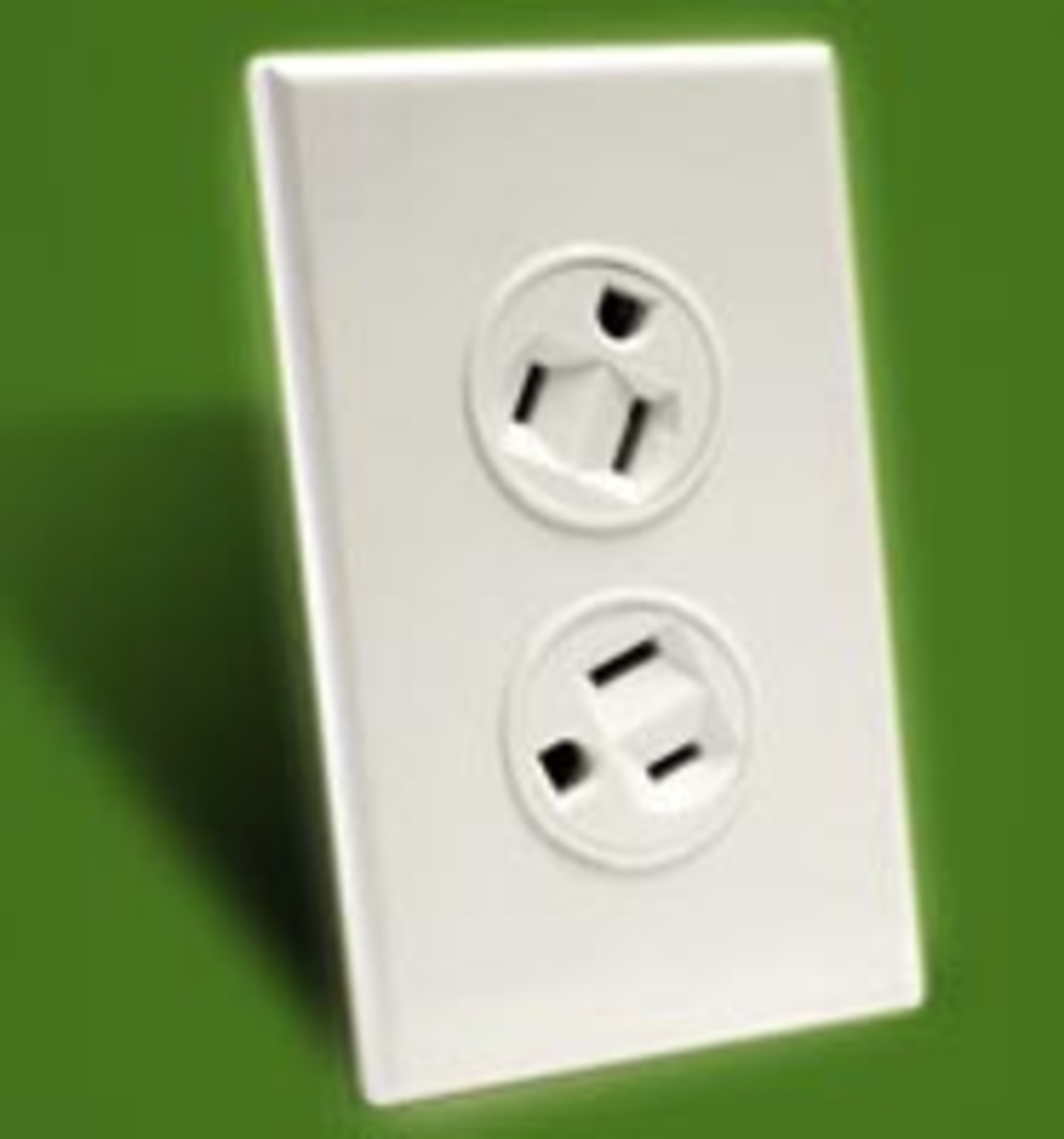 Cool Electrical Outlets 360 Degree Plug Outlets Cool Hunting