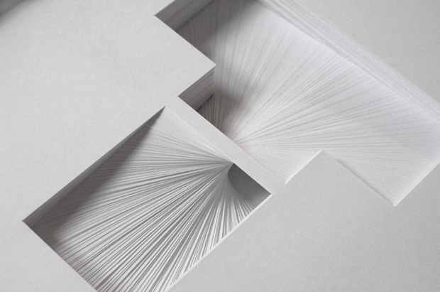 Paper Typography - Cool Hunting - paper