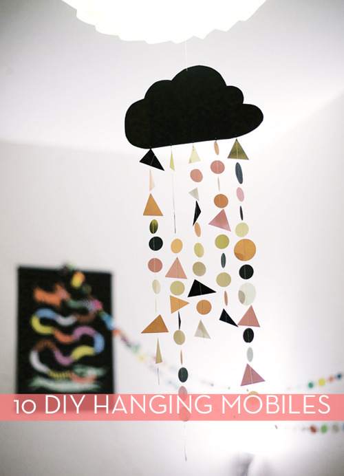 Ikea Gift Card 10 Do-it-yourself Hanging Mobiles | Curbly