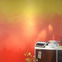 How to Paint an Ombre Wall  Curbly | DIY Design Community