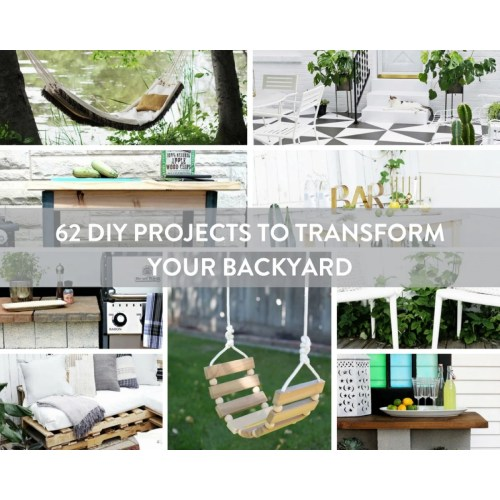 Medium Crop Of Backyard Diy Projects