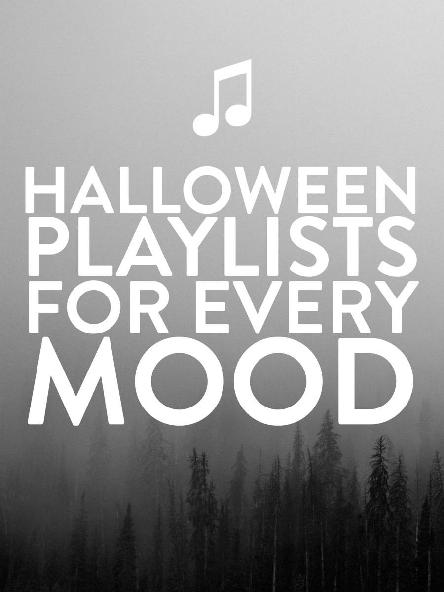 Garage Clothing Playlist Halloween Playlist 80 Halloween Songs To Get You Spooked Curbly