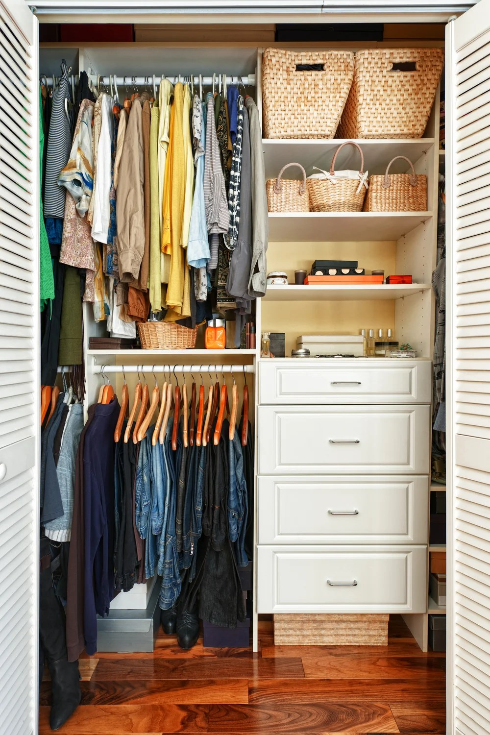 Closet Organization Seriously Useful Apartment Friendly Closet Organization Ideas For
