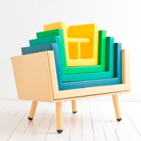 Functional Stackable Chairs For Your Children / design