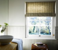 window treatments for small windows 2017 - Grasscloth ...