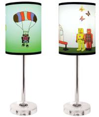 Carrie Masters Lamps / design bookmark #8287